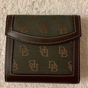 Dooney & Bourke Monogram Wallet